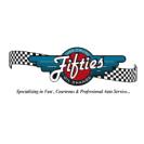 Fifties Lube & Oil Change